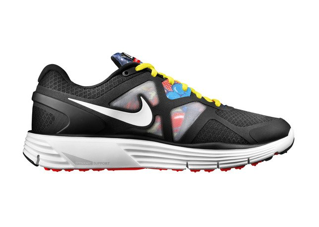 Mark Ward x Nike LunarGlide+ 3 'London Marathon'