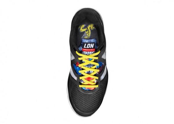 Mark Ward x Nike LunarGlide+ 3 'London Marathon'