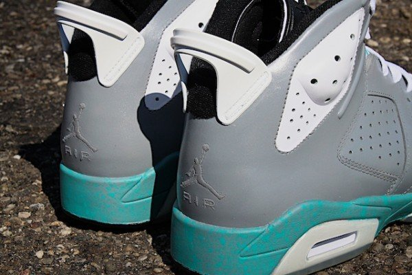 Air Jordan VI (6) 'Marty McFly' Customs by Proof Culture