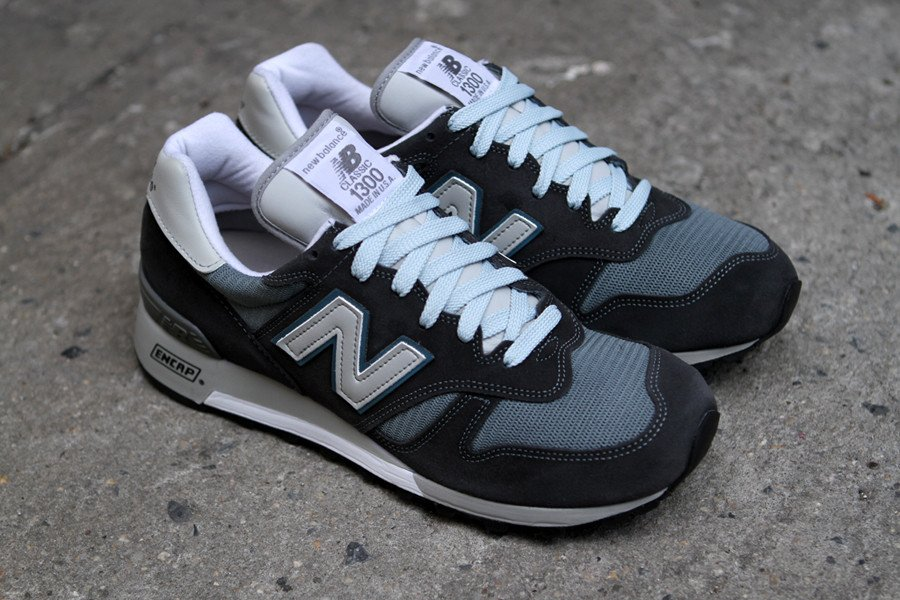 New Balance 1300 Classic 'Grey' - Now Available