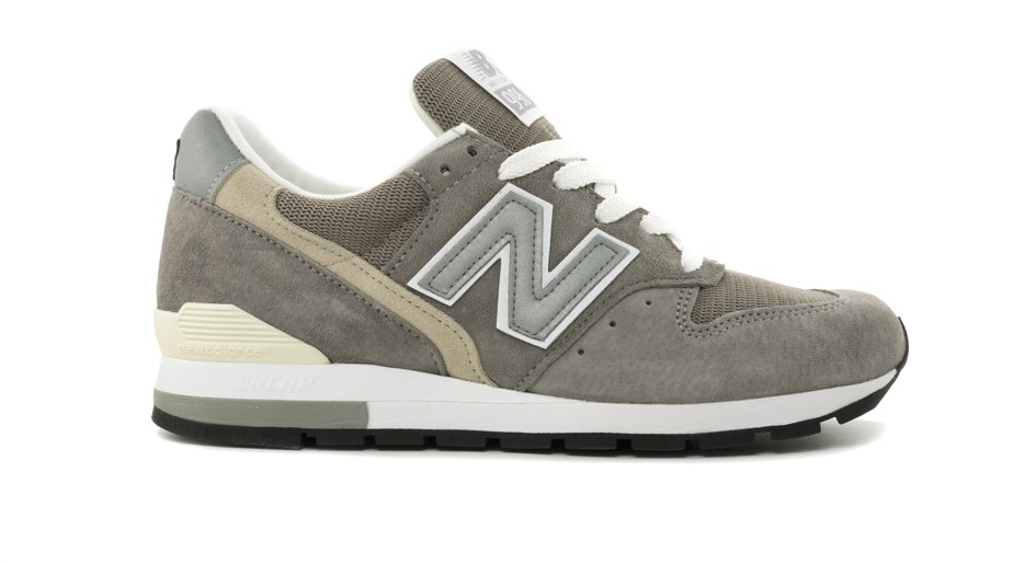 New Balance Made In USA 996 'Grey'