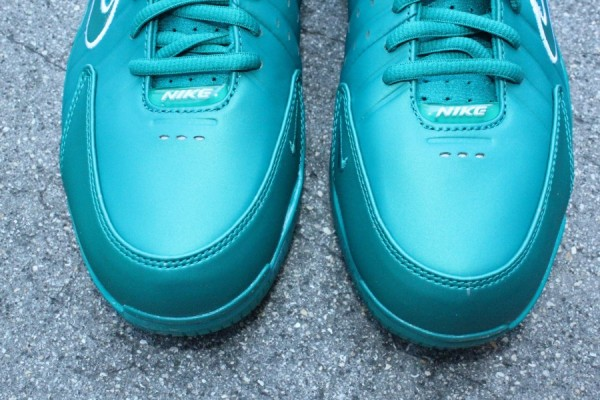 Nike Zoom Huarache 2K4 'Lush Teal/New Green' - Now Available