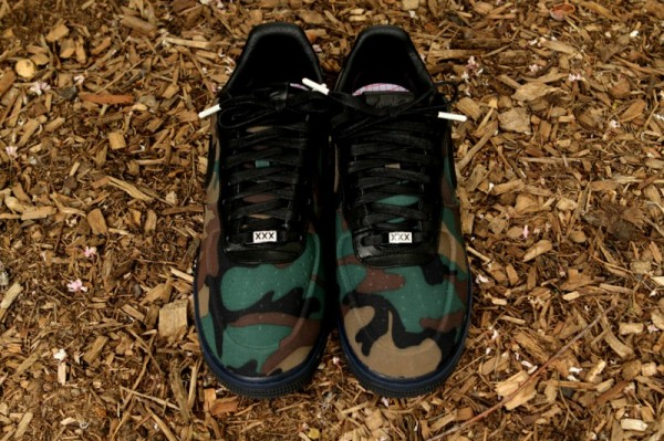 Nike Air Force 1 Bajo Max Qs Vt Aire Camuflaje fylkEjP