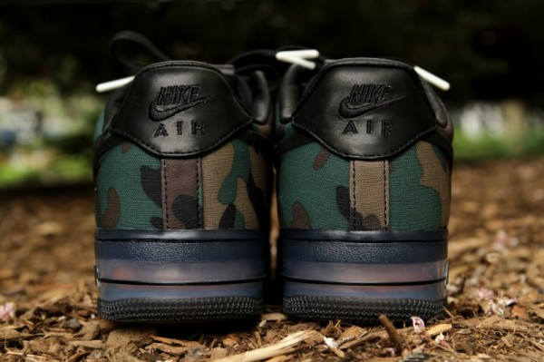 Release Reminder: Nike Air Force 1 Low Max Air VT QS 'Camouflage'