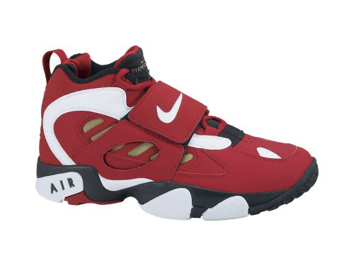 Nike Air Diamond Turf II 'Varsity Red/White-Metallic Gold' Restock at NikeStore
