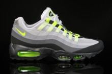 Nike Air Max 95 No-Sew 'Neon' – New Images