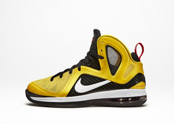 Nike LeBron 9 P.S. Elite 'Varsity Maize' Not Releasing on NikeStore