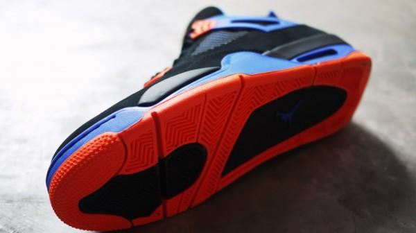 Air Jordan IV (4) 'The Shot' - New Images