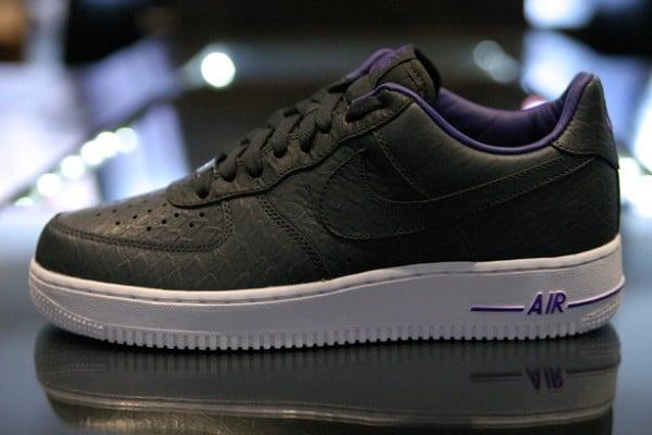 ... Nike Air Force 1 Low Premium Black Mamba at Social Status ... fef80da2030a
