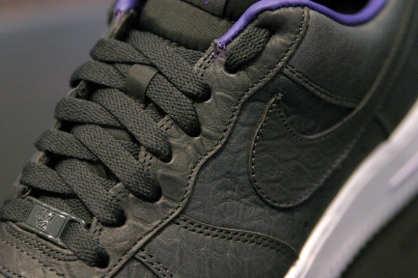 Nike Air Force 1 Low Premium 'Black Mamba' at Social Status