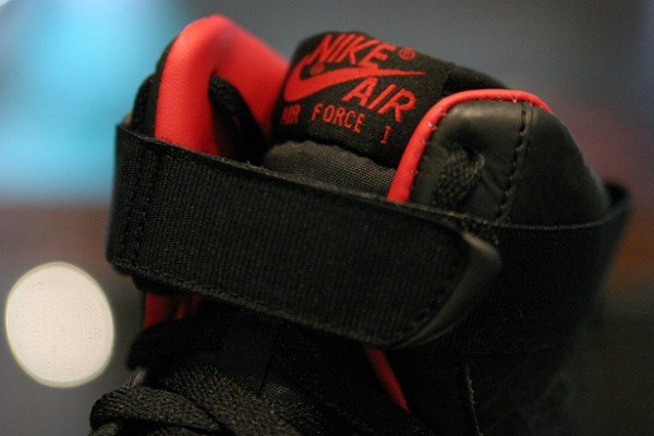 Nike Air Force 1 High Premium 'King James' at Social Status