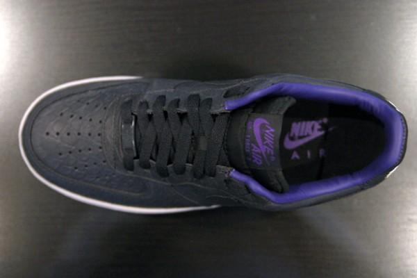 Nike Air Force 1 Low Premium 'Black Mamba' at Social Status