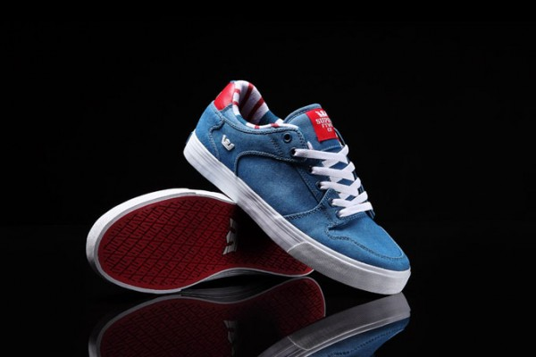 Supra Vaider Low 'Terry'