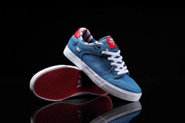 Supra Vaider Low 'Terry' | SneakerFiles