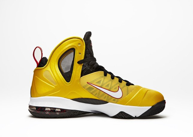Nike LeBron 9 P.S. Elite 'Varsity Maize' - Official Images