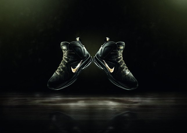 Nike LeBron 9 Elite 'Away' - Updated Release Info