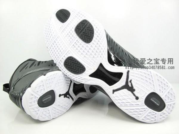 Jordan Super Fly 'Black/White-Anthracite'