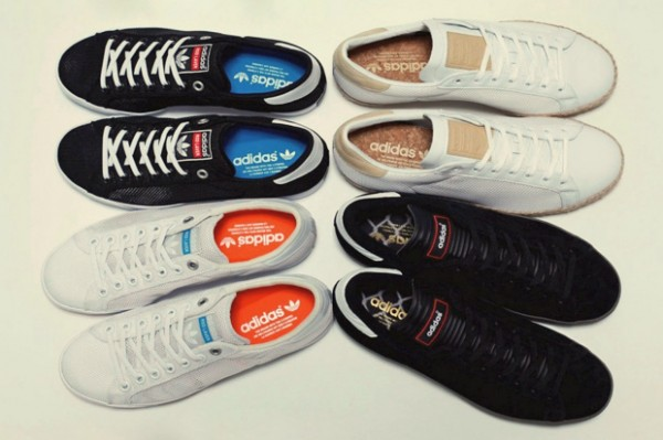 adidas Originals Rod Laver 'VIN' Capsule Collection