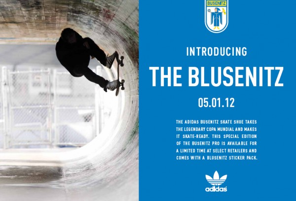adidas 'Blusenitz' - Release Date + Info