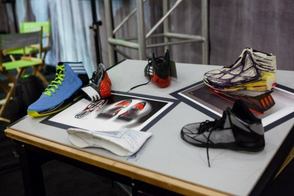 adidas adiZero Crazy Light 2 Media Unveiling