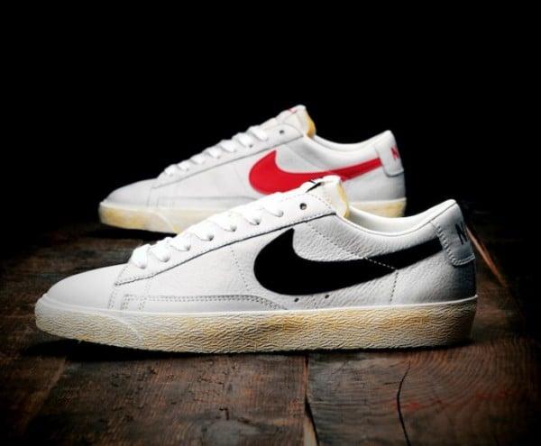 Nike Blazer Low VNTG Premium - size? Exclusive | SneakerFiles