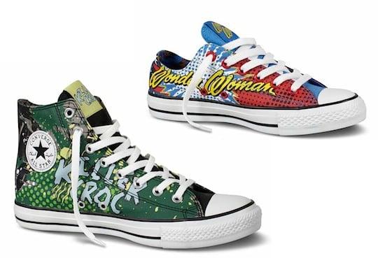 DC Comics x Converse Chuck Taylor All-Star
