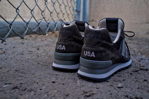 New Balance 574 Made in USA 'John Henry'
