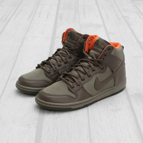 Frank Kozik x Nike SB Dunk High Premium QS at Concepts