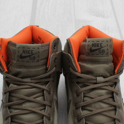 Frank Kozik x Nike SB Dunk High Premium QS at Concepts