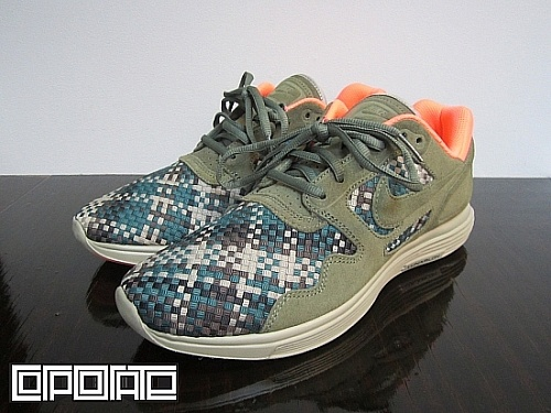 Nike Lunar Flow Woven QS  Olive Black-Bamboo  - Release Date + Info ... ab6c8c3daa3a