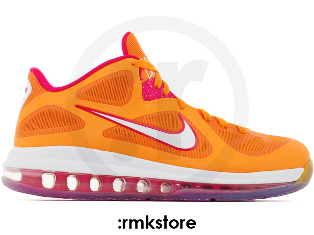Nike LeBron 9 Low 'Floridians' - New Images