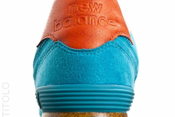 Begins x New Balance M574 Sonic 'Gone Fishing' - Now Available