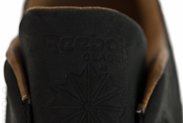 Reebok Classic Leather Lux 'Black/Olympic Cream'
