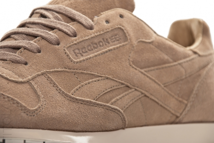 7b8266ac769a0 Reebok Classic Leather Lux  Canvas Olympic Cream