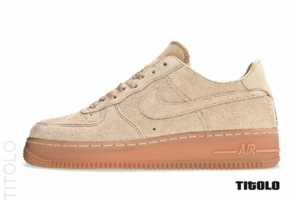 Nike Air Force 1 Low Deconstruct PRM 'Grain' - Another Look