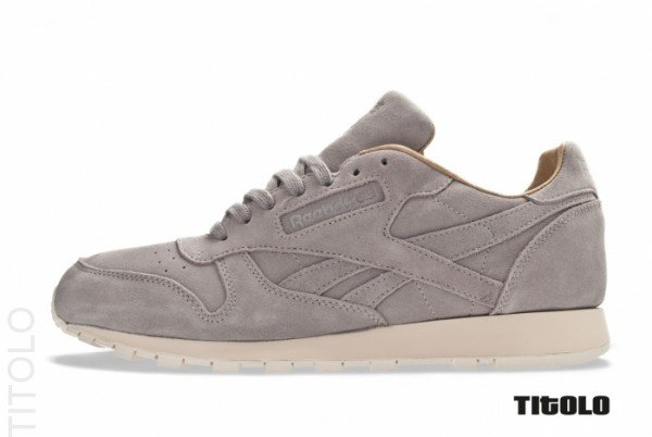 Reebok Classic Leather Lux 'Carbon/Olympic Cream'