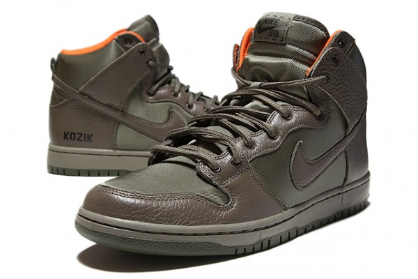 Frank Kozik x Nike SB Dunk High Premium QS - New Images