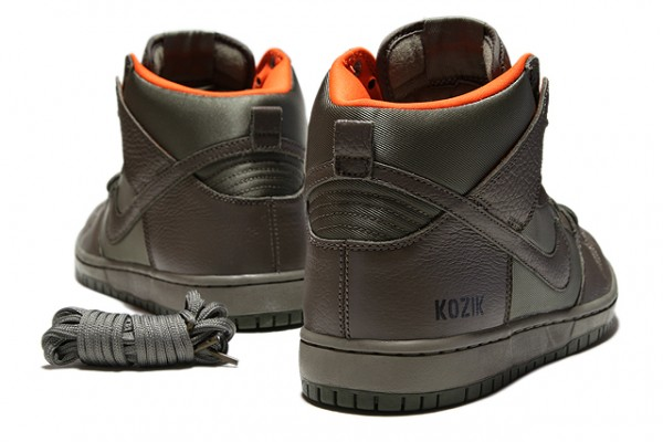 Frank Kozik x Nike SB Dunk High Premium QS - New Images