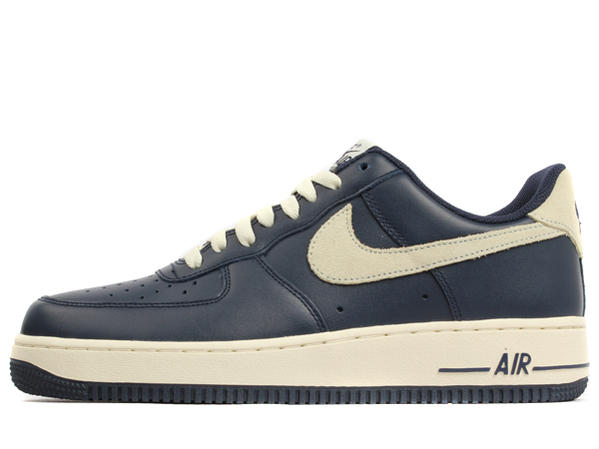 Nike Air Force 1 Low 'Obsidian/Cashmere'