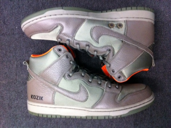 Frank Kozik x Nike SB Dunk High Premium QS - Another Look