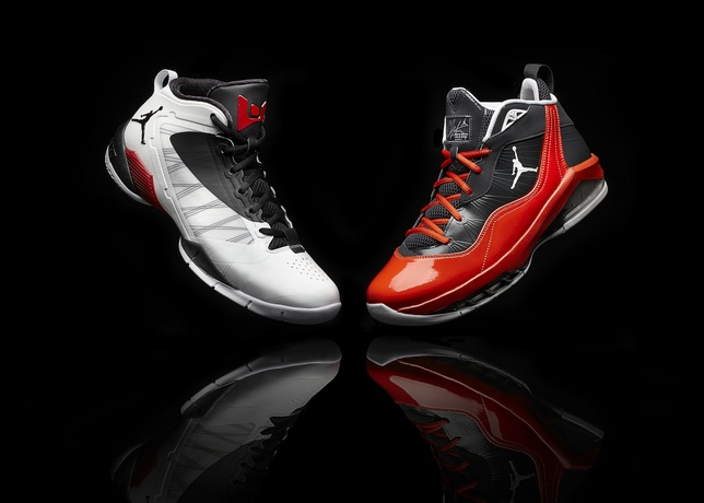 buy online 07e08 b4003 Jordan Brand Playoff Colorways of the CP3.V, Melo M8 and Fly Wade 2 EV    SneakerFiles