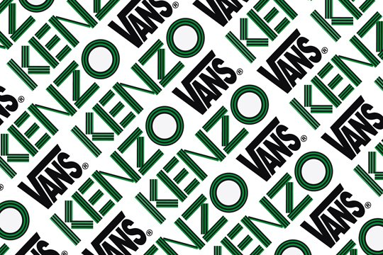 Kenzo x Vans Era Collection