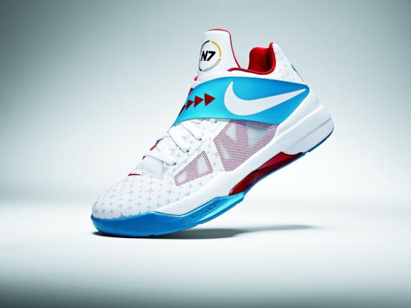 Kevin Durant to Rock N7 Kicks Tonight Against Clippers
