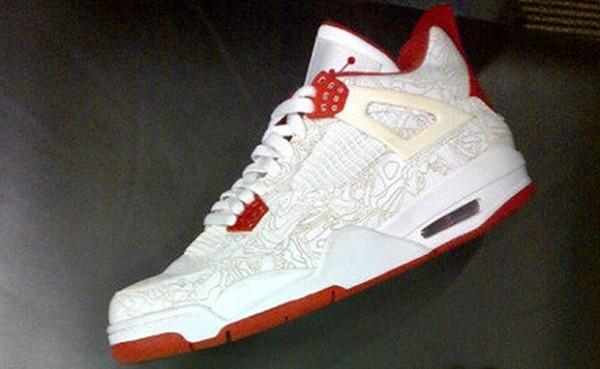 Air Jordan IV (4) 'Laser'