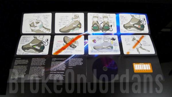 Nike MAG Promo Sample