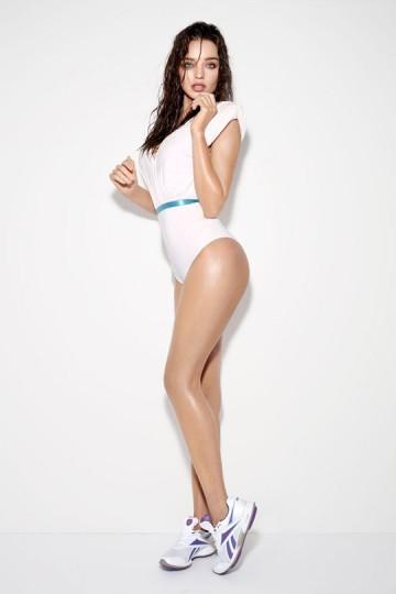 Miranda Kerr by Rankin for Reebok