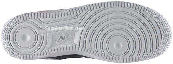 Nike Air Force 1 High Premium 'King James'