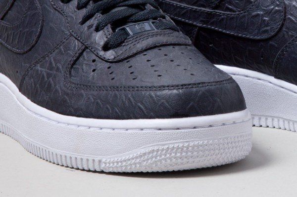 Nike Air Force 1 Low Premium 'Black Mamba'