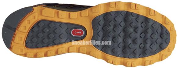 Nike Air Max+ 2009 'Dark Grey/White-Vivid Orange'