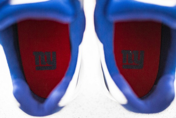 Nike Air Max 95 No-Sew 'New York Giants'